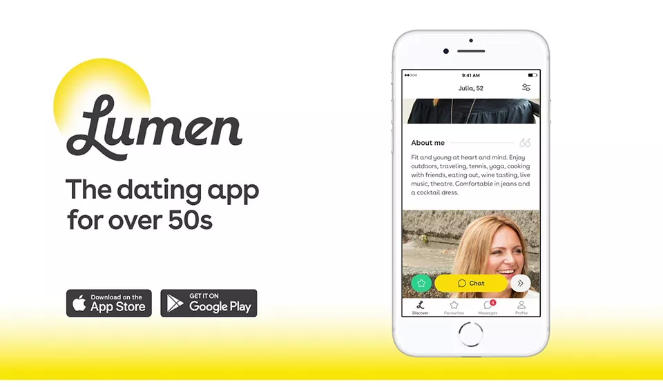 Lumen App Review – Is it One of the Best Websites for Dating After 50