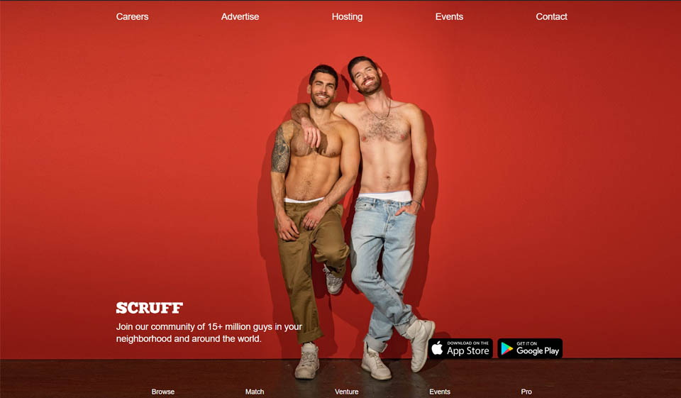 Scruff Dating App Review: The Best Service for the LGBT Community
